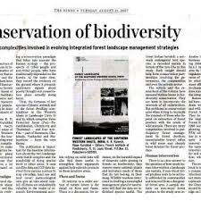 essay on biodiversity importance threats and conservation   essay about biodiversity essay on conservation of biodiversity landscape aug