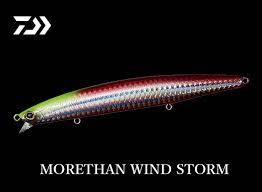 Wind Chart For Burning Plat Daiwa Morethan Wind Storm 135f Burning Chart Fishing