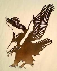 eagle wall decoration eagle wall art decor bald hanging metal silhouette large eagle wall decorations outside