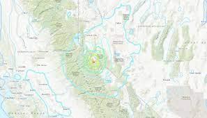 5.9M Earthquake on California-Nevada ...