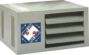 modine btu hot dawg natural gas garage heater