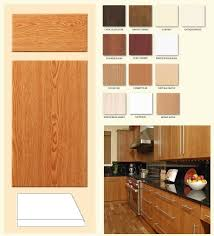 Cabinet Doors and Refacing Supplies Flat Panel DBS751bror Large