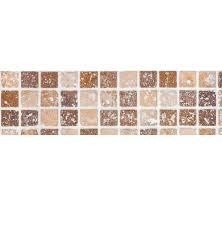 Enfeites e decoração da casa (45) Faixa Decorativa Pastilha Cozinha Lavabo Banheiro Ssjfd 184 Sete Saba Sete Saba Papel De Parede Ssjfd 184