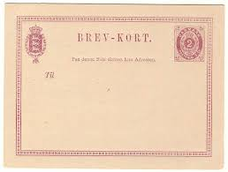 postal stationery of essays proof