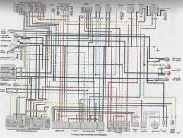motorcycle headlight wiring diagram questions answers 1994 virago 535 the headlight is out i have traced all the wires have continuity to the headlight from the fuse block to the headlight but i have