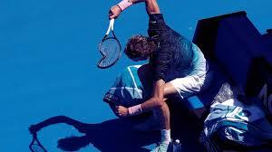 Facebook'ta grigor dimitrov fans'ın daha fazla içeriğini gör. Australian Open Tennis Players Can Cause Quite A Racket By Smashing Rackets
