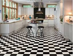 black and white tile floor kitchen. black and white checkerboard floor tile kitchen o