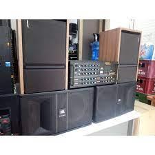Bộ dàn Karaoke 4 Loa - Âm li Jarguar PA 506N + Loa JBL Ki 81 + Loa Bose 301  chính hãng 7,000,000đ