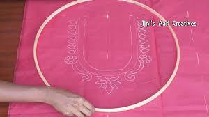 Aari Design Book Aari Tracing Designs Book Vol1 Aari Work Designs Catalogue