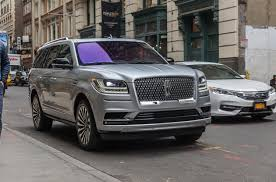 luxury full size suv cadillac escalade and lincoln navigator compared pictures