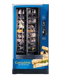 Cold Sandwich Vending Machines Unique Vending Machines Coinadrink