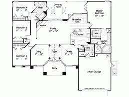 eplans mediterranean house plan elegant