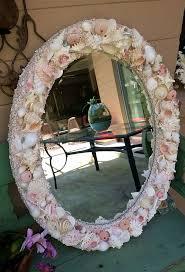 Bathroom Nautical Themed Bathroom  Seashell Home Decor  Florida Seashell Home Decor