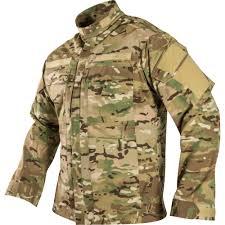 Vertx Recon Multicam Combat Shirt