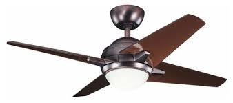 kichler lighting 300169obb sunburst ii oil brushed bronze 42 led ceiling fan
