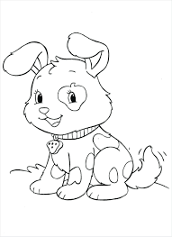 Coloring Picture : Baby <b>Animals</b> Pictures Cute <b>Animal</b> Pages To ...
