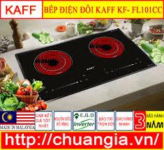 Bếp Điện Kaff KF FL101CC / Made In Malaysia / Chuẩn Giá / chuangia.vn