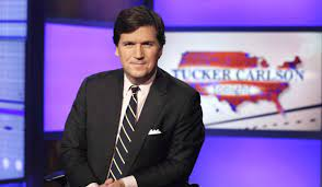 Tucker Carlson questions vaccines as ...