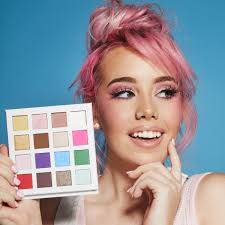 my little pony the collection eyeshadow palette pÜr the plexion authority