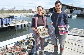 Camargue Coquillages : la reconnaissance du bio - Produits de la mer