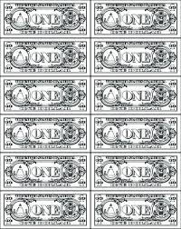 play money coloring sheets pages printable dollars full accordingly revisited dollar bill page inspiring ideas