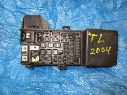 oem 2004 2006 acura tl under hood fuse box relay panel ebay 2004 acura tl interior fuse box at 2004 Acura Tl Fuse Box
