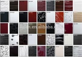 gloss laminate sheet high quality 1220 2440mm acrylic laminate sheet high gloss laminate
