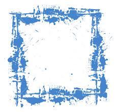 frame design vector. Beautiful Design Grunge Splatter Frame Design Vector In