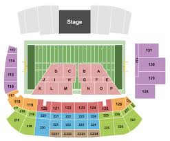 Tim Mcgraw Tom Benson Hall Of Fame Stadium Tickets Tim