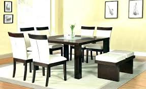 dining chairs elegant dining room tables square 8 chairs unique round dining table seats 8