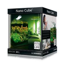 <b>Аквариум Dennerle Nano Cube Basic</b> на 30л Style LED M купить в ...