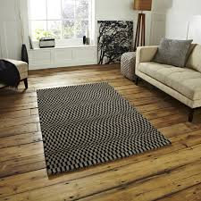 What Size Area Rug For Living Room Living Room 15 Sonic Sn 01 Wave Effect Optical Illusion Rug