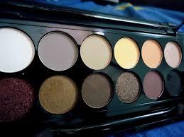 review sleek makeup i divine au naturel palette shashay