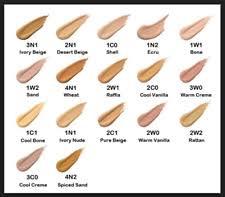 Estee Lauder Double Wear Light Color Chart Best Picture Of