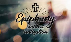 epiphany essay sudden realization com epiphany is a big event in the history of christianity everything that was going on the christ was very significant in this epiphany essay ideas we