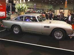 Aston Martin Built For James Bond Heading To Auction 1965 Aston Martin Db5 To Be Up For Auction The Economic Times