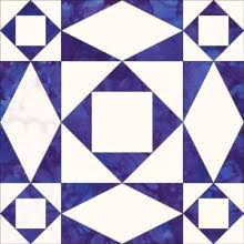 Storm At Sea Quilt Pattern Mesmerizing Storm At Sea Quilt Pattern Free Quilt Block Patterns