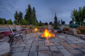 Backyard Retaining Wall Designs Enchanting Pavers Hardscape And Retaining Walls Gro Outdoor Living