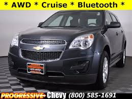 Pre-Owned 2013 Chevrolet Equinox LS 4D Sport Utility in Massillon ...