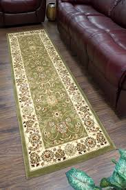 olive green rug runners designs