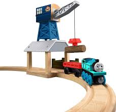 upc 061045207182 product image for fisher thomas the train wooden railway pirate cove discovery
