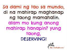 Tagalog Love Quotes For Broken Hearted 2013