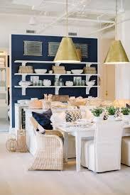 Serena And Lily Design Shop Atlanta Navy Natural For Your Dining Nook Image Via Serena