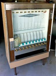 Old Candy Vending Machine Adorable 48 National Candy Vending Machine Revamp Hepcats Haven