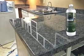 concrete countertop sealer duck concrete sealer review food safe concrete countertop sealer home depot