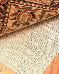 area rug pads custom rug pad safe rug pads for wood floors