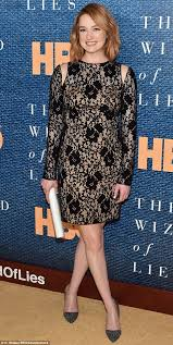 Michelle Pfeiffer attends Wizard Of Lies premiere in NYC Daily.