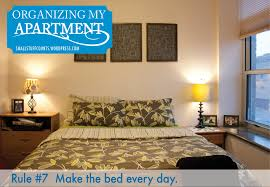 Organize Bedroom Organizing My Apartment 7 Rules For The Bedroom Small Stuff Counts