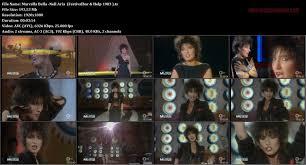 Marcella Bella -Nell Aria (Festivalbar & Help 1983 ). » MusicVideo80.com