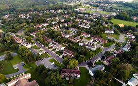 Urban Suburban Rural Urban Suburban And Rural The Cultural Divide Think